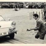 Auch in den 1960er Jahren waren die Auto-Shows bereits ein Teil des Deutsch-Amerikanischen Volksfest. -- Bild: Archiv Kultur- und Militärmuseum Grafenwöhr
