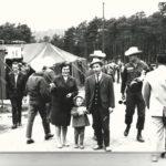 Bereits 1962 besuchten viele Familien Deutsch-Amerikanische Volksfest. -- Bild: Archiv Kultur- und Militärmuseum Grafenwöhr