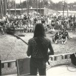 Die wilden 1970er Jahre: Festivalstimmung auf dem Deutsch-Amerikanischen Volksfest, die bis heute geblieben ist. -- Bild: Archiv Kultur- und Militärmuseum Grafenwöhr