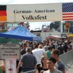 Etwa 100.000 Menschen besuchen jedes Jahr das Deutsch-Amerikanischen Volksfest. -- Bild: Archiv Kultur- und Militärmuseum Grafenwöhr