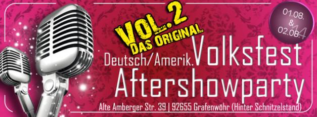 Volksfest Grafenwöhr - After-Show-Party - Das Original! Vol. 2