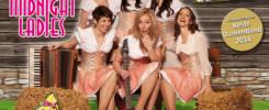 Die Midnight Ladies Show- und Partyband, das sind Olivia, Katy, Tanja, Anni, Nadine und Heike -- Bild: Midnight Ladies