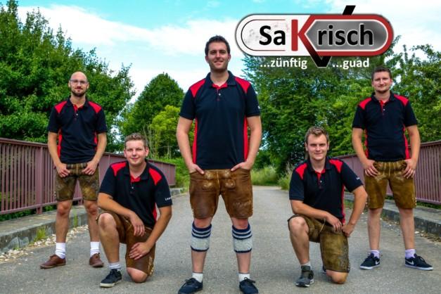 Band SaKrisch aus Freudenberg -- Bild: SaKrisch GbR
