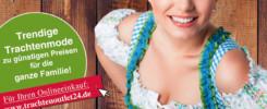 Trachtenmode zu Outlet-Preisen bei Trachtenoutlet24 -- Bild: trachtenoutlet24