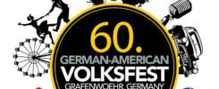 Logo des Deutsch-Amerikanischen Volksfest Grafenwöhr 2018. — Bild: MWR Bavaria, Grafenwoehr