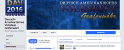 volksfest-grafenwoehr.de: Mehr als 19.000 Fans auf Facebook -- Bild: volksfest-grafenwoehr.de