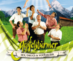 Band: Die Gipfelstürmer - Bauerntrashpop -- Bild: Gipfelstürmer GbR