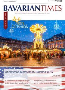 Bild: Bavarian Times Magazin – Ausgabe 05/2017 - November/December – Medienhaus Der Neue Tag