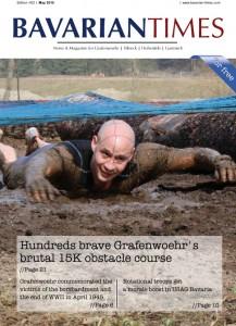 Bavarian Times Magazin – Ausgabe 02/2015 - Mai/Juni 2015 -- Photo Credit: Bavarian Times/Medienhaus Der neue Tag