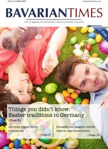Bild: Bavarian Times Magazin - Ausgabe 01/2016 - Medienhaus Der Neue Tag