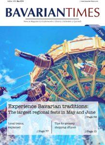 Bild: Bavarian Times Magazin – Ausgabe 02/2016 – Medienhaus Der Neue Tag