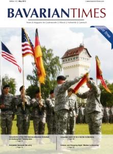 Das Cover der zweiten Ausgabe des Bavarian Times Magazine.