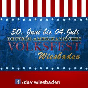Deutsch-Amerikanisches Freundschaftsfest Wiesbaden 2016 - Bild: volksfest-grafenwoehr.de