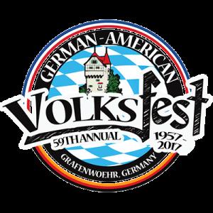 Logo des Deutsch-Amerikanischen Volksfest Grafenwöhr 2017 -- Bild/Grafik: US-Armee Garnison Bavaria