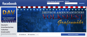 volksfest-grafenwoehr.de: Mehr als 21.000 Fans auf Facebook -- Bild: volksfest-grafenwoehr.de / Facebook