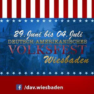 Deutsch-Amerikanisches Freundschaftsfest Wiesbaden 2017 - Bild: volksfest-grafenwoehr.de