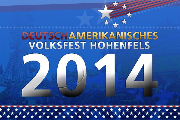 Hohenfels Deutsch Amerikanisches Volksfest