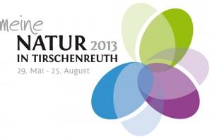 Logo der Gartenschau in Tirschenreuth 2013 - Die Landesgartenschau in Bayern 2013 - Bild: Natur in Tirschenreuth 2013