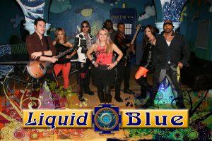 Archivfoto der Liquid Blue Band aus dem Jahr 2014. -- Bild: Liquid Blue Inc.