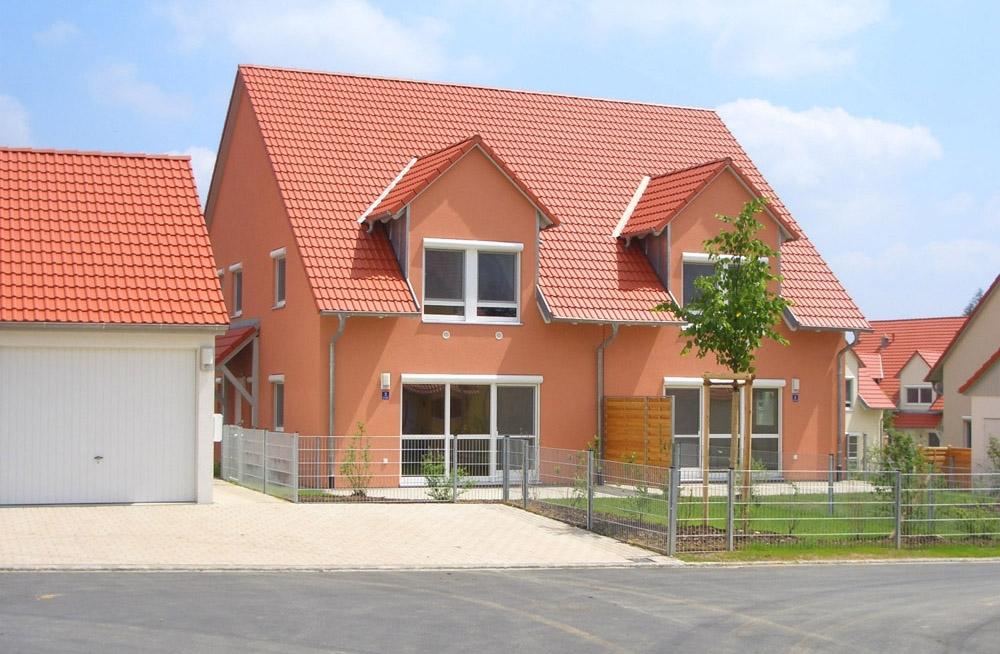 Eines der neu errichteten Wohneinheiten für die US-Armee in Netzaberg. - Bild: US-Armee
