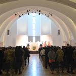 Die Netzaberg-Chapel von Innen. Bild: Andreas Kreuzer (USAG Bavaria PAO)