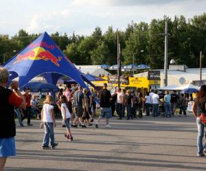 Deutsch-Amerikanisches Volksfest Grafenwöhr 2008.