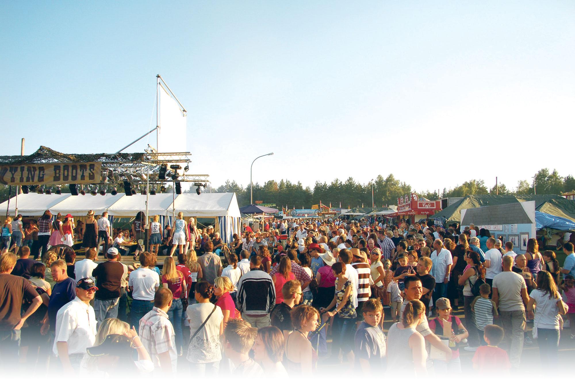 Grafenwöhr » Deutsch-Amerikanisches Volksfest 2018