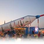 Auf dem Volksfest Grafenwöhr erwarten den Besuchern neben den zahlreichen Essensstände auch viele Fahrgeschäfte.