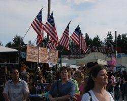 Deutsch-Amerikanisches Volksfest Grafenwöhr — Bild: US-Armee Garnison Bavaria, Grafenwöhr