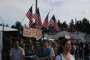 Deutsch-Amerikanisches Volksfest Grafenwöhr  Bild: US-Armee Garnison Bavaria, Grafenwöhr