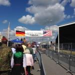 Deutsch-Amerikanisches Volksfest Grafenwöhr 2015 — Bild: volksfest-grafenwoehr.de