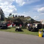 eutsch-Amerikanisches Volksfest Grafenwöhr 2014 — Bild: volksfest-grafenwoehr.de