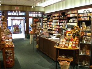 Yankee Candle Shop in der Newport Mall in New Jersey (Innenansicht). -- Bild: Luigi Novi / wikipedia.org