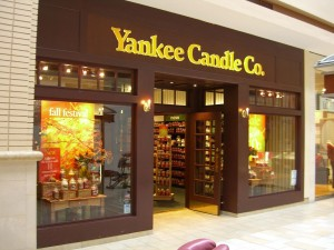 Yankee Candle Shop in der Newport Mall in New Jersey -- Bild: Luigi Novi / wikipedia.org